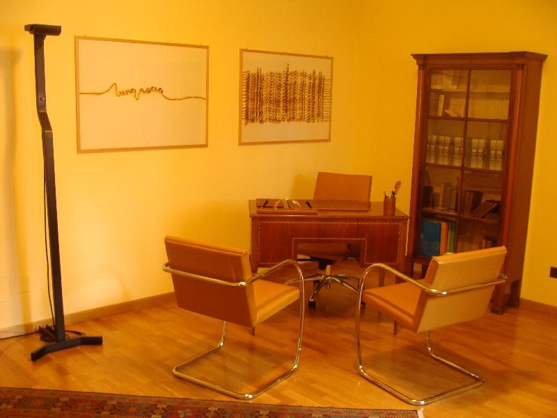 Stanza dei colloqui studio Chiara Santi